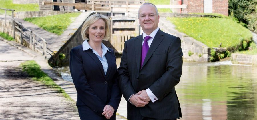 Amanda and Andrew Worger- Bingley Partners