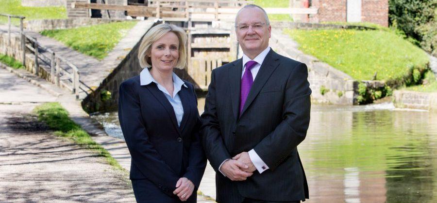 Amanda and Andrew Worger- Bingley Partners