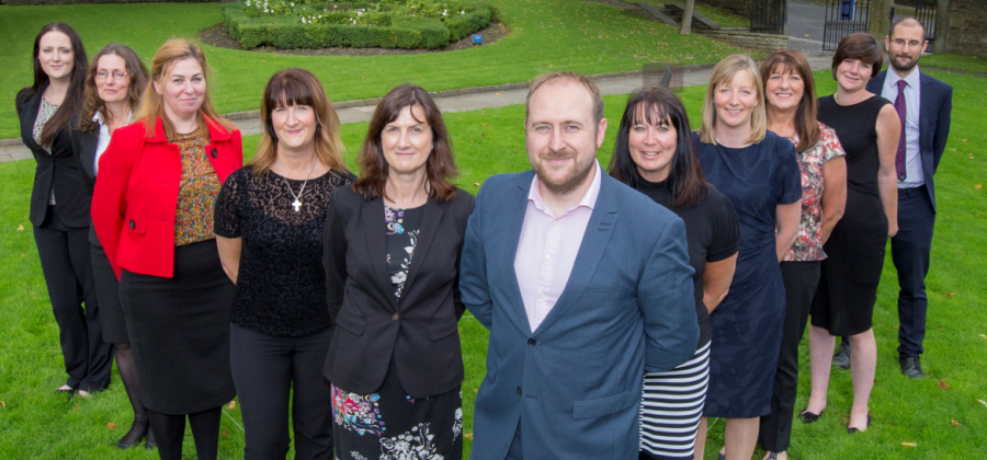 Wills, trusts and Probate team